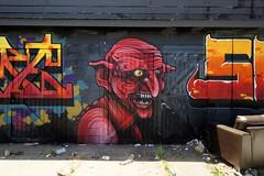 ERNEST DOTY (STILSAYN) Tags: ca graffiti oakland bay east area ernest doty 2016