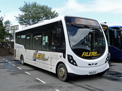 SK16GXV (Hobgoblin737) Tags: buses wright