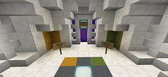 Stuck to the Ceiling Map (KimNanNan) Tags: game video 3d games online minecraft