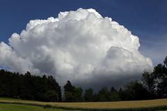 Wolkenstimmung ber dem Mhlviertel (rubrafoto) Tags: sommer wolken wetter stimmung mhlviertel ottensheim wolkenstimmung ooe witterung wolkenhimmel wetterbild sommerlandschaft