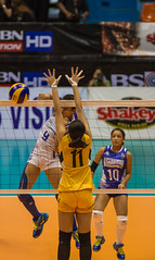 Pure Grit (Blue Nozomi) Tags: bali sports water baguio volleyball pure defenders janine marciano shakeys svl vleague