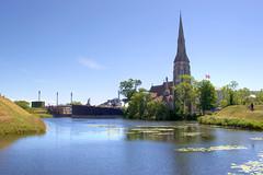 St. Alban's Church (Katya_N) Tags: copenhagen denmark kastellet stalbanschurch