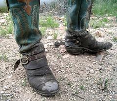 cowboy boots 109 (ORcowboy52) Tags: cowboy boots spurs