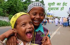 Eid-Mubarak (AmitabhaGupta) Tags: children muslim islam eid ramzan