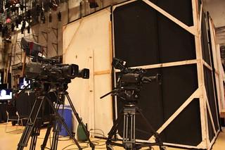 Camera setup @ CBS