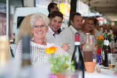Just White Dinner in Hchst-bw_20160628_0829.jpg (Barbara Walzer) Tags: hchst whitedinner hchsterschlossfest 280616