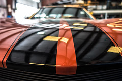 1970 amx hood (kryptonic83) Tags: 1970 amx oldcars