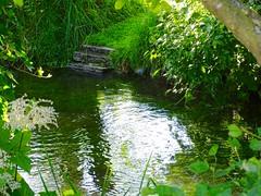 DSC03831 (Mr.J.Martin) Tags: tusslingbavaria bayren germany gapp garden canal village church wildflowers