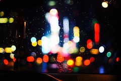 Un chance' (isamarcuevas) Tags: chile santiago cold colors night lights luces awesome invierno