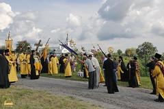 A cross procession from the village of Nikolskoe to the village of Adamovka / Крестный ход из Никольского в Адамовку (52)