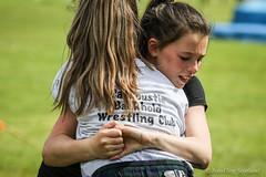 Carnoustie Lady Wrestlers (FotoFling Scotland) Tags: scotland wrestling argyll event lochlomond highlandgames luss lusshighlandgames lussgathering lilyhirsch