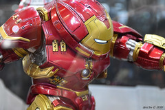 Hulkbuster (GetChu) Tags: anime expo 2016 ax figurine toy display animation video game collection japan culture los angeles convention south hall avengers age ultron hulkbuster verse hulk marvel comic