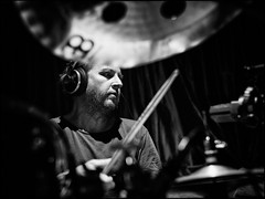 Per Lindvall (Hasse Linden) Tags: studio drums drummer recording perlindvall