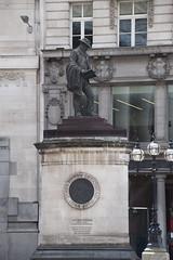 DSC_7073 City of London Royal Exchange James Henry Greathead 1844 - 1896 Statue (photographer695) Tags: city london james henry greathead 1844 1896 statue royal exchange