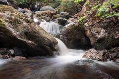 Lodore falls (jaygilmour11) Tags: cumbria uk derwentwater lakes lakedistrict water trees falls lodorefalls rocks serene beautiful longexposure autumn colours