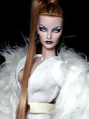 Fashion Royalty Elise Jolie repaint reroot OOAK (dieclaudia2008) Tags: fr integrity fashion royalty on rise elise jolie ooak repaint reroot doll