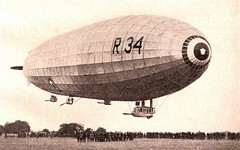 British Airship R34 (lazzo51) Tags: aviation science blimps r34 airships zeppelins luftschiff dirigibles