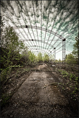 All That Remains (beppeverge) Tags: abbandonato fav10 degrado archeologiaindustriale capannone beppeverge