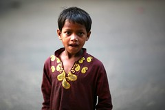 An unknown boy (N A Y E E M) Tags: street boy portrait dusk unknown bangladesh gec chittagong