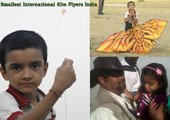 Smallest International Kite Flyers India - World Records (Kitist) Tags: india kite festival international ahmedabad kiteflyersindia kiteclubindia kiteworldrecords smallestkiteflyersworldrecordsindia smallestkiteflyersindia