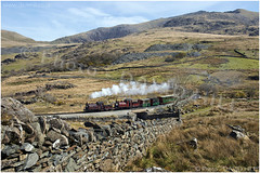 Snowdonia (channel packet) Tags: railroad wales train palmerston railway prince steam highland snowdon welsh gauge narrow davidhill