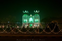 Town Hall (build 1890) - Lahore (z) Tags: pakistan night town hall office shot lahore jinnah cdgl