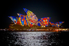Vivid Sydney Opera House - 18 (Adam ISO) Tags: lights harbour sydney sails vivid australia projection nsw pinball lunapark operahouse sydneyharbour sydneyoperahouse vividsydney