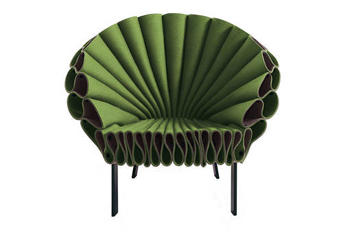 Peacock Chair by Dror for Cappellini