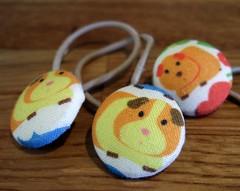 Guinea Pig Hair Bobbles (ebygomm) Tags: guineapig fabric spoonflower