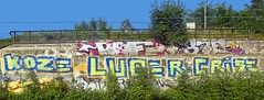 - (txmx 2) Tags: graffiti hamburg trainwindow luger koze crise