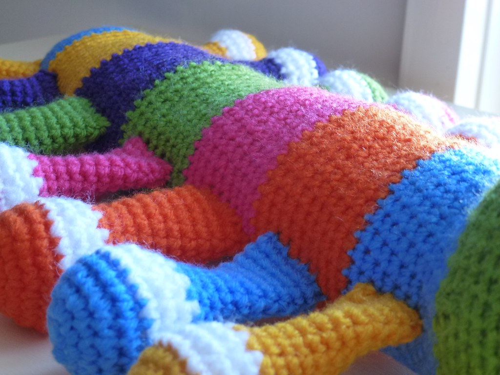The Worlds Best Photos Of Amigurumi And Caterpillar Flickr Hive Mind