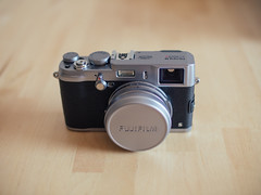 July 5th / 2013 (Gogakki) Tags: toronto voigtlander olympus fujifilm nokton voigtlnder omd 25mm f095 em5 x100s