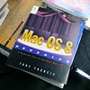 Tony Francis, Mac OS 8 Revealed (Damian Cugley) Tags: summer england book retro cover oxford bookshop oxfam computerhistory applemacintosh oxfambookshop macos8 2013 dustbinofhistory