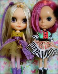 Fairleigh and Aubree Jean