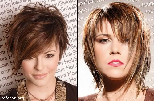 cortes de cabelo feminino curto repicado