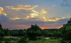 Nahargarh Sky (Through Hemant's Lens) Tags: sunset nikon colours jaipur cloudscape nahargarh 1424f28
