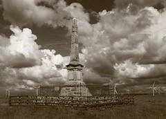Covenanter's Memorial, Eaglesham Moor. (IMG_9969a) (Robert G Henderson (Romari).) Tags: scotland memorial august moor covenanters eaglesham 2013