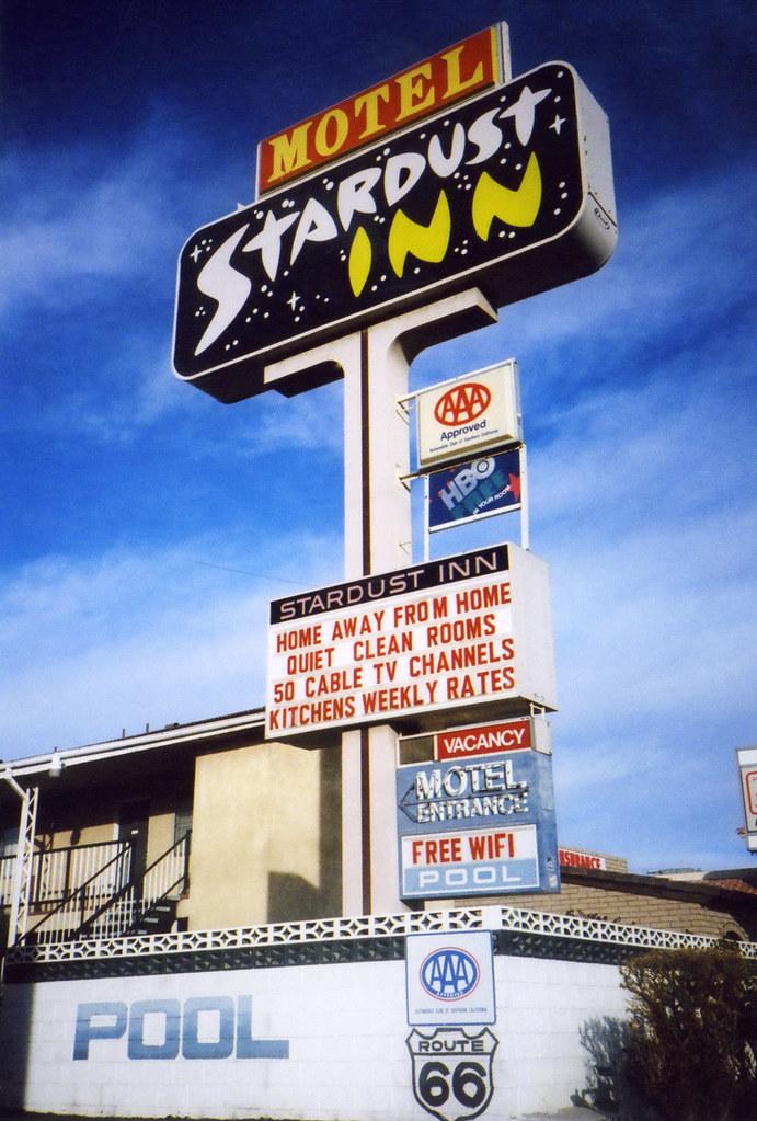 Motel Vacancy Rates