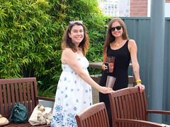 girls (petit hiboux) Tags: friends kate mimian
