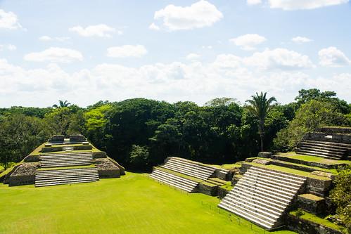 Site Maya de Belmopan au Belize