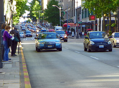 Seattle PD_1743 (pluto665) Tags: car squad cruiser patrol copcar p71 policeinterceptor cvpi