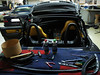 BMW Z3 Z8-Style Akustik Regenrinnen Montage