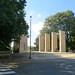 Pillars at Virginia Tech