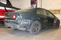 Rear Bumper Replacement
