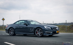 Lets end this week with the Mercedes-Benz SL63 AMG. (Protze | Automotive Photography) Tags: cars photoshop mercedes benz spring nikon 5 63 sl event adobe german mercedesbenz editing mm 105 18 amg supercars lightroom d90 2013 sl63