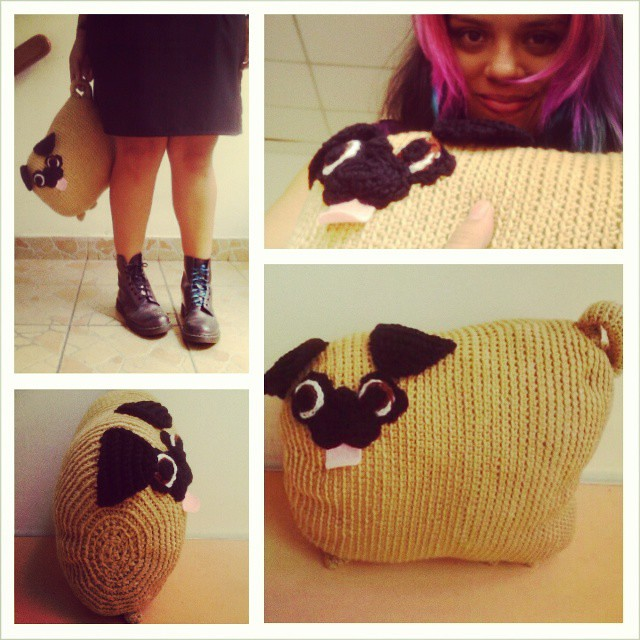 Amigurumi Instagram Tags : The Worlds Best Photos of amigurumi and pillow - Flickr ...