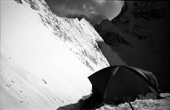 On the edge (SMUKHERJEE-1974) Tags: mountains greatnature shivling