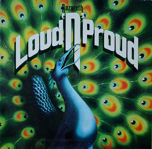 Nazareth - Loud`n` Proud
