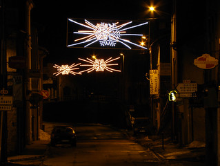 Riotord (43), illuminations 2010
