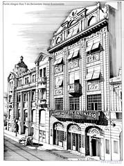 Porto Alegre Rua 7 de Setembro Hotel Centenário